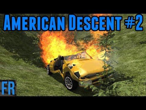 BeamNG Drive - American Descent #2
