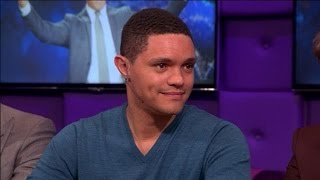 Bizar: Trevor Noah over opgroeien met Apartheid - RTL LATE NIGHT