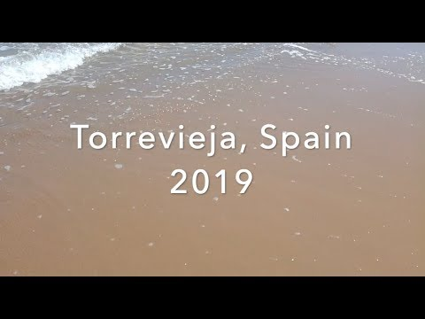 TORREVIEJA, SPAIN 2019