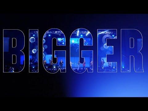 Bigger LIVE | CRC Music