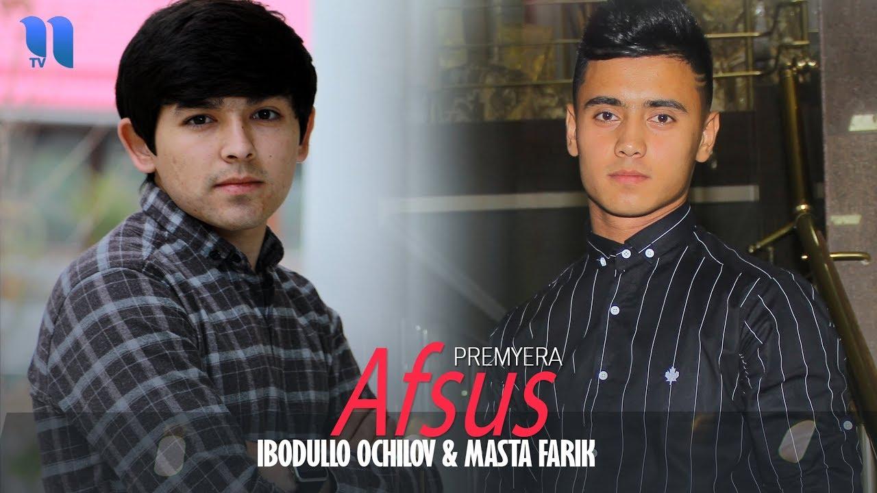 Ibodullo Ochilov & Masta Farik - Afsus | Ибодулло Очилов & Маста Фарик - Афсус (music versio
