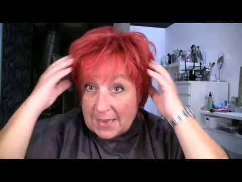 Diy Mehr Volumen Durch Ausdünnen Der Haare Youtube