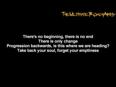 Papa Roach - Thrown Away + Tightrope {Lyrics on screen} HD