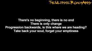 Papa Roach Thrown Away Tightrope Lyrics On Screen HD