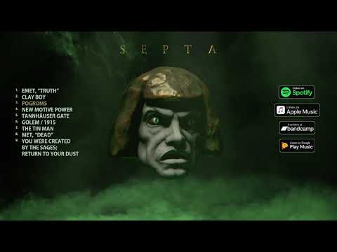 Видео: Septa - Bitten by the Serpent of the Kingdom of the Spirit