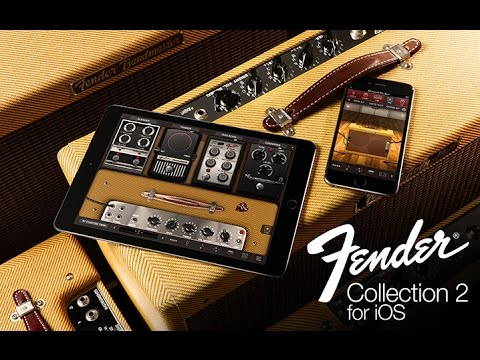 Fender Collection 2 now on iPhone and iPad