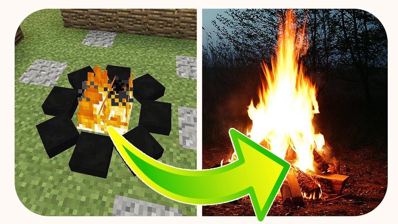 3 coole dinge die man tats chlich in minecraft bauen kann. Black Bedroom Furniture Sets. Home Design Ideas