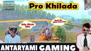PUBG Emulator Lobby With Khilada  || Antaryami Gaming ||