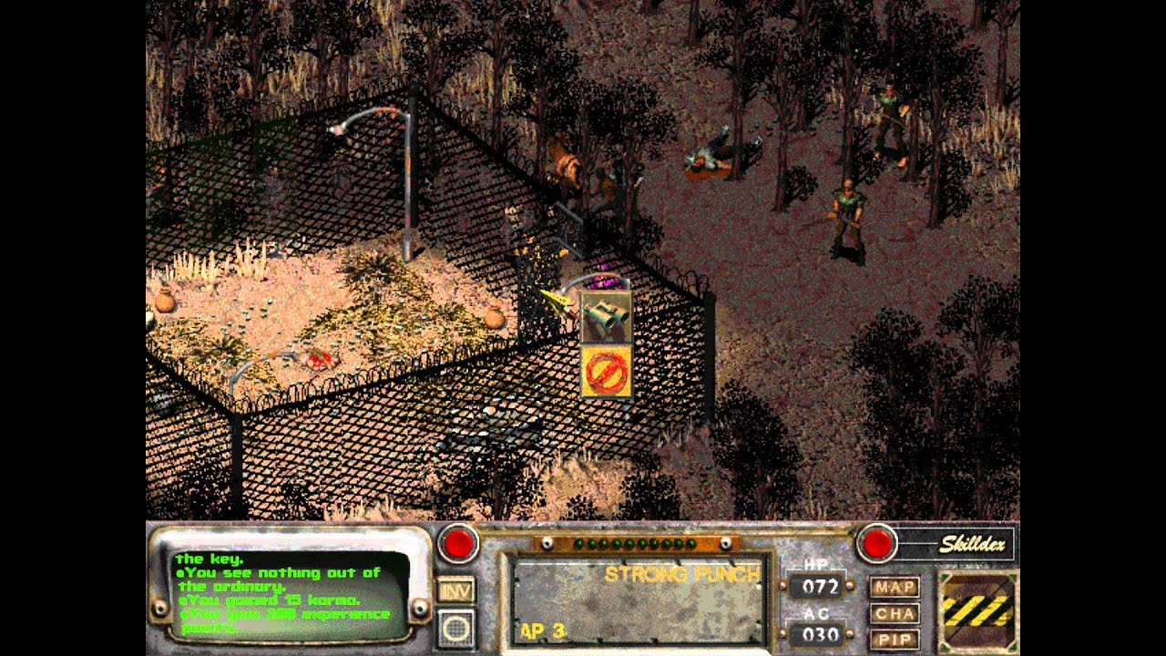Fallout 2: Saving Sulik\'s Sister from Slavers - YouTube
