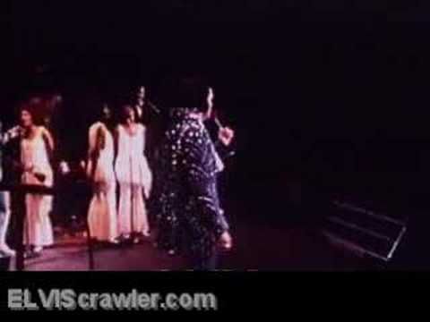 Elvis - Until It's Time For You To Go - Greensboro 1972