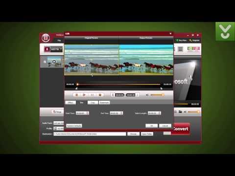 4Videosoft HD Converter - Convert video files to various formats - Download Video Previews