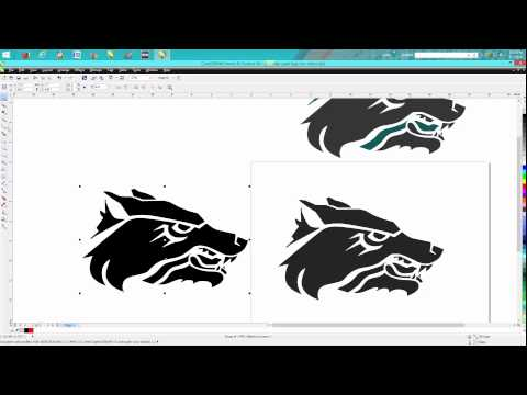 Corel Draw Tips & Tricks Bitmaps and Trace Help!