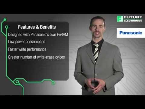Panasonic Near Field Communication Tags