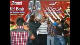 "Gal Mitthi Mitthi Bol Movie Aisha by Bollywood Singer SAHEB KHAN - ""Grand Eid Bash"""