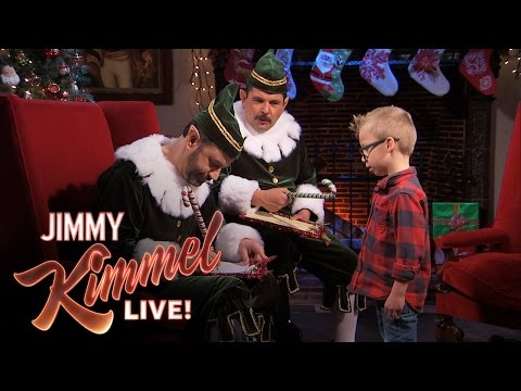 Thumbnail: Naughty or Nice with Jimmy and Guillermo