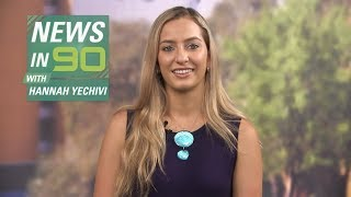 News in 90 with Hannah Yechivi - Service Animals