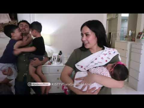 JANJI SUCI - Mau Gak Rafathar Punya Adik Bayi? (14/10/18) Part 4