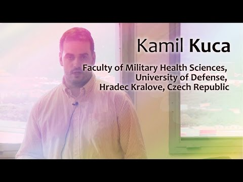 PGQu - Kamil Kuca - Czech military research: Chemical Warfare Agentes and Other Related Topics