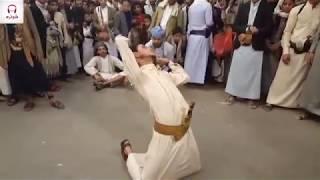 جني يدخل في المرقصي وهو يرقص مزمار يمني شاهد ماذا فعل فيه