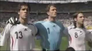 Duitsland zingt Wilhelmus Dutchdress