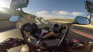 Turbo CBR900RR Drag Strip