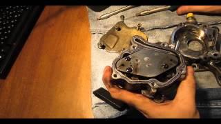 Тандемный насос VW Sharan 1.9 TDI ANU AUY(, 2013-02-17T18:56:01.000Z)