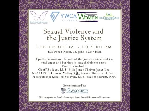 Sexual Violence & the Justice System
