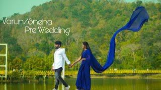 Telugu Pre Wedding Shoot 2021||Varun&Sneha||Warangal|| - latest telugu songs for pre wedding shoot