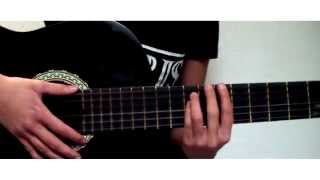 Pass me by - R5 (Tutorial de guitarra)