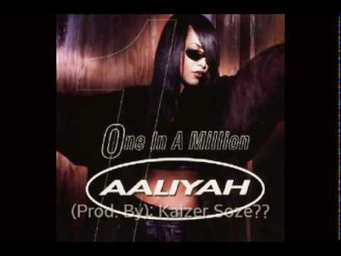 Aaliyah - One In A Million (Qing Dynasty Mix) (Instrumental)