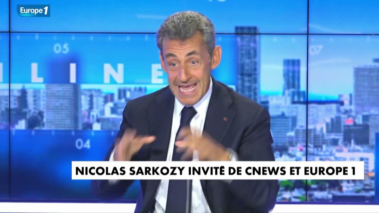 """Download Nicolas Sarkozy : """"Eric Zemmour n'est pas la cause du vide, il est le symptôme"""""""