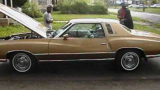 77 monte carlo low miles for sale for 10.000 or best offer