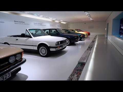 bmw museum munich youtube. Black Bedroom Furniture Sets. Home Design Ideas