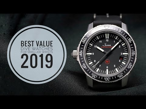 Best Value Dive Watches For Smaller Wrists - 2019   WATCH CHRONICLER