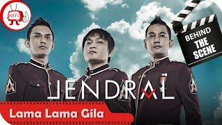 Jendral Band - Behind The Scenes Video Klip Lama Lama Gila  - TV Musik Indonesia