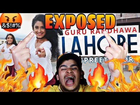 Guru Randhawa: Lahore | Manpreet Toor dance | EXPOSED 🔥