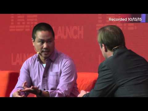 Zappos CEO Tony Hsieh explains holacracy and why it works for Zappos