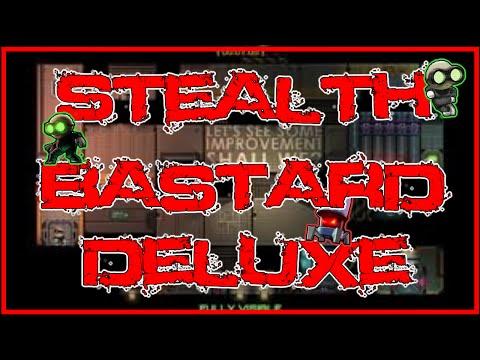 STEALTH BASTARD DELUXE WALKTROUGH || 1-4 1-5 |