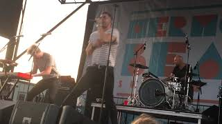"""Stronger"" w/ Edan's piano intro - The Score LIVE @ Hermosa Beach Summer Series"