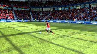 FIFA 12 - All Skills/Tricks Tutorial Part 2 || Ps3/xbox/pc
