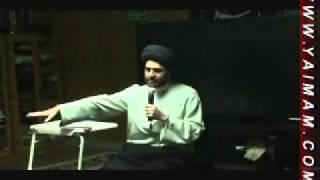 Maulana Syed Ali Raza Rizvi  ZIYARAT E ASHURA YAIMAM.com
