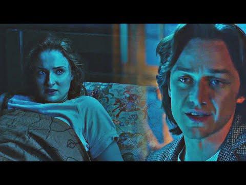 Charles Xavier & Jean Grey | Flares
