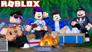 THE WORST CAMPING TRIP! -Roblox Camping Danish with ComKean