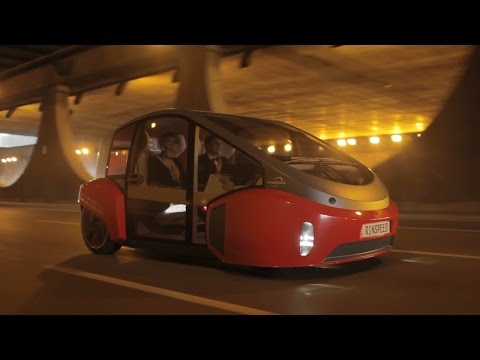 The Shared, Autonomous Future Car Powered by NXP