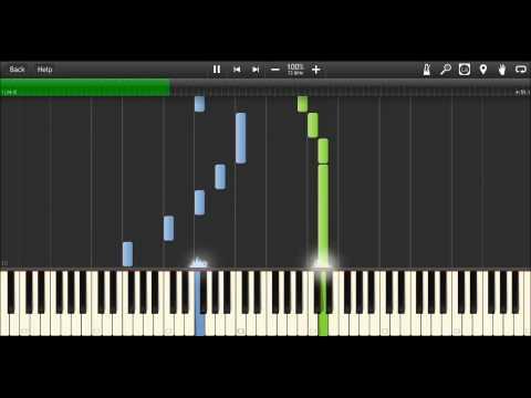 D' Masiv - Merindukanmu (Piano Tutorial)