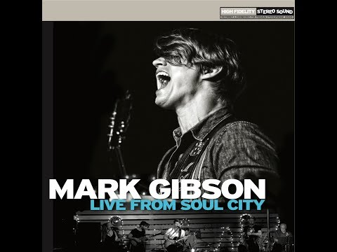"""Mark Gibson """"Motown Kind of Love"""" Live From Soul City"""