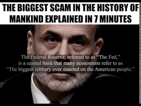 The Biggest Scam In The History Of Mankind - Explained In 7 Minutes