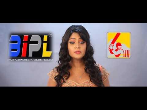 Shubhi Sharma Best Wishes for BIPL 2017