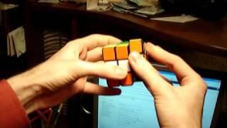PLL Алгоритм Терминатор x' (R U') (R' D) (R U R') u2' (R' U) (R D) (R' U' R)