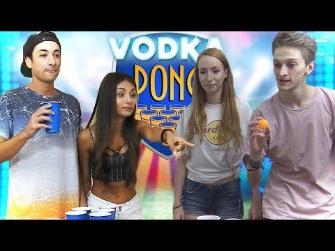Campionato VODKA PONG   Sodin&Catia #2